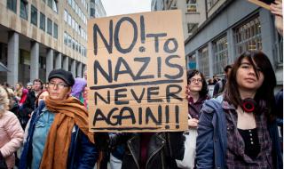 Steven Lenos in het AD over rechts-extremisme