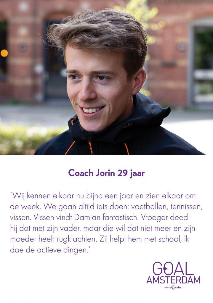 Jorin - coach