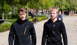 Goal: jongeren met hun mentor