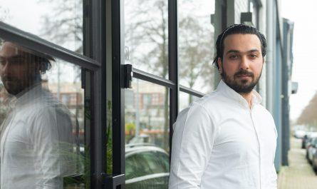 Malaz Shahhoud over inburgeren in Nederland