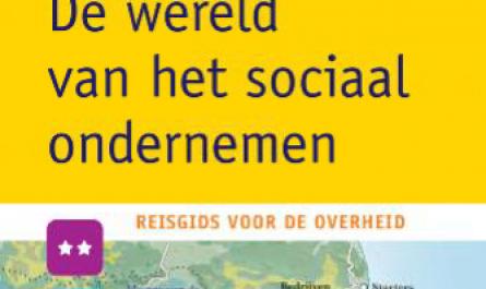 Reisgids voor sociaal ondernemen