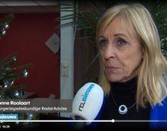 Yvonne Roolaart in RTL Nieuws over de ondernemendheid van Syrische statushouders
